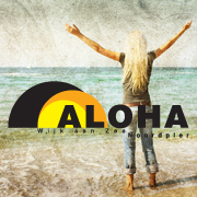 aloha beach website flyers